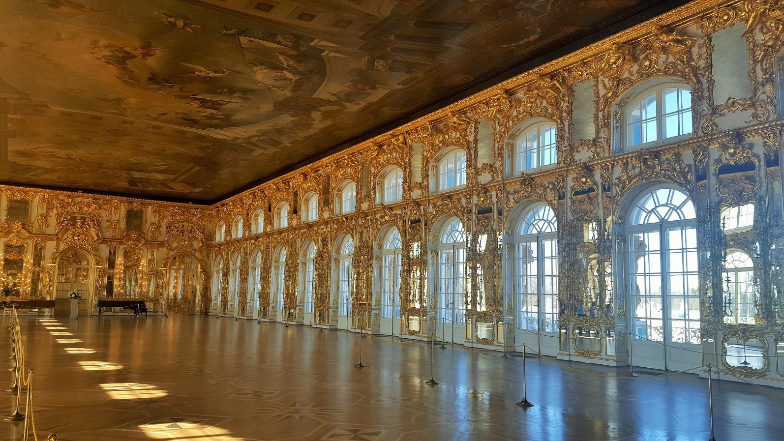 Pałac w Carskim Siele