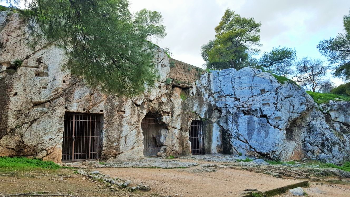 Więzienie Sokratesa