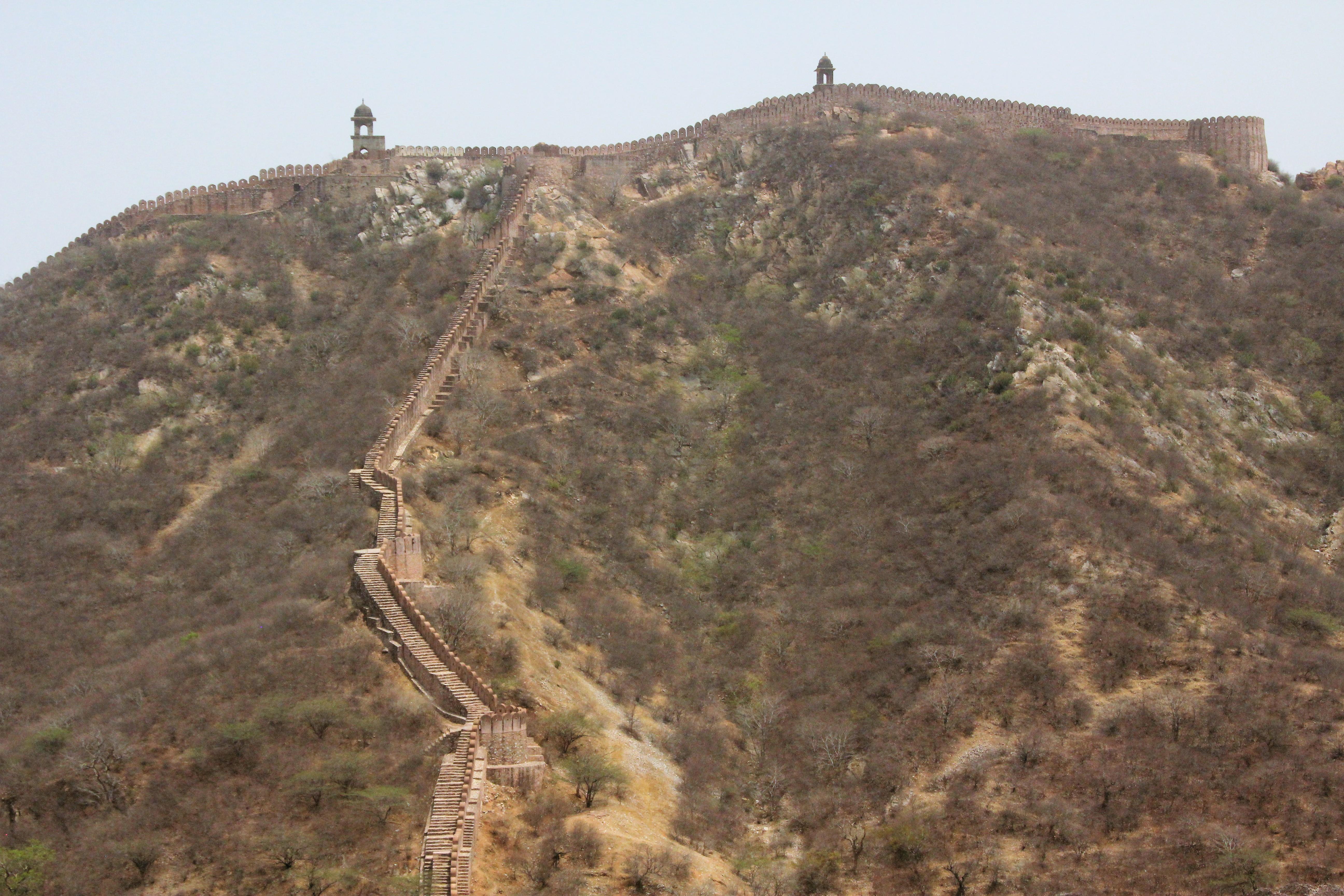 Fort Agra w Jaipur (zdj. Krzysztof Bońkowski)