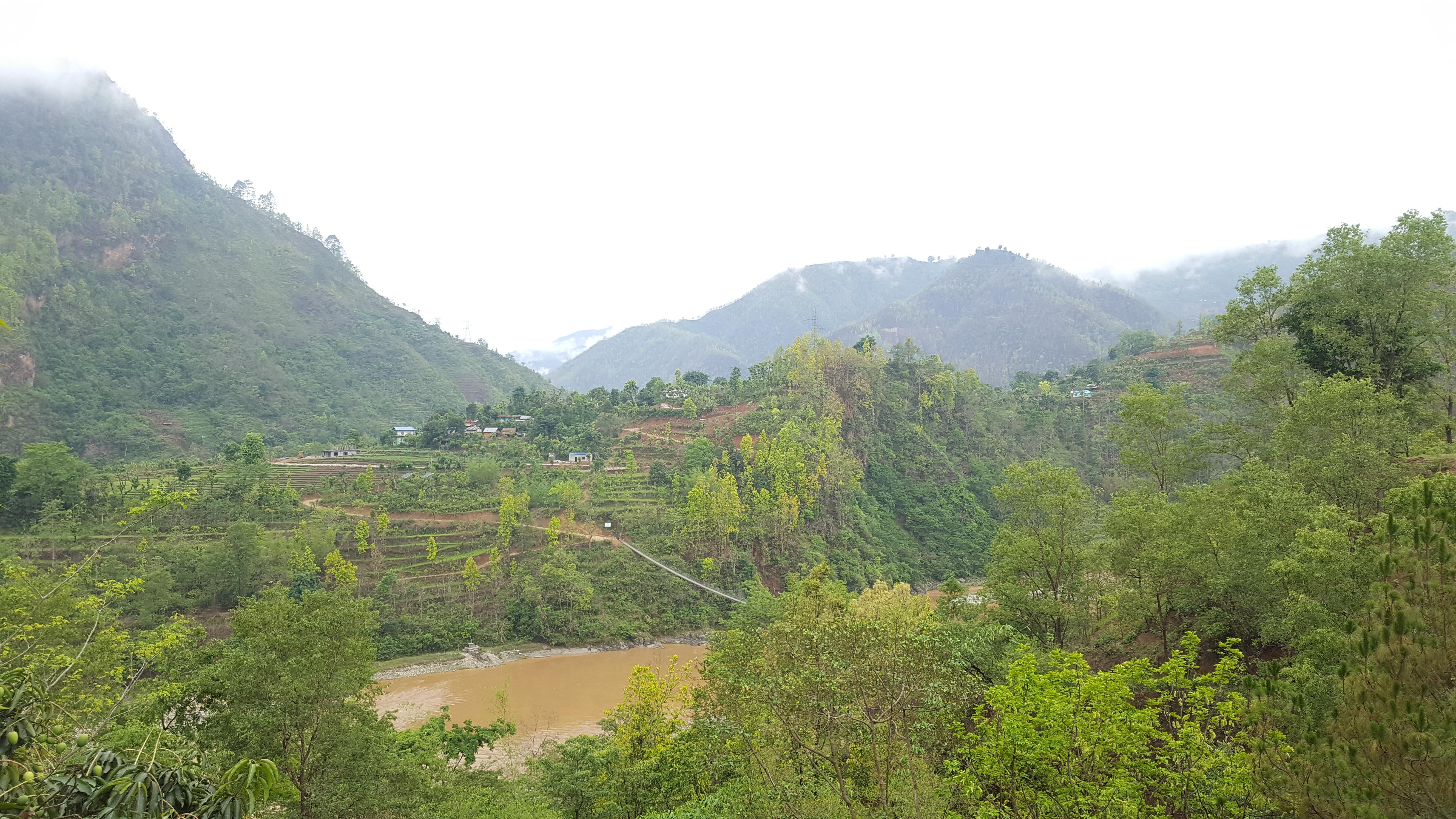 Wzgórza Nepalu