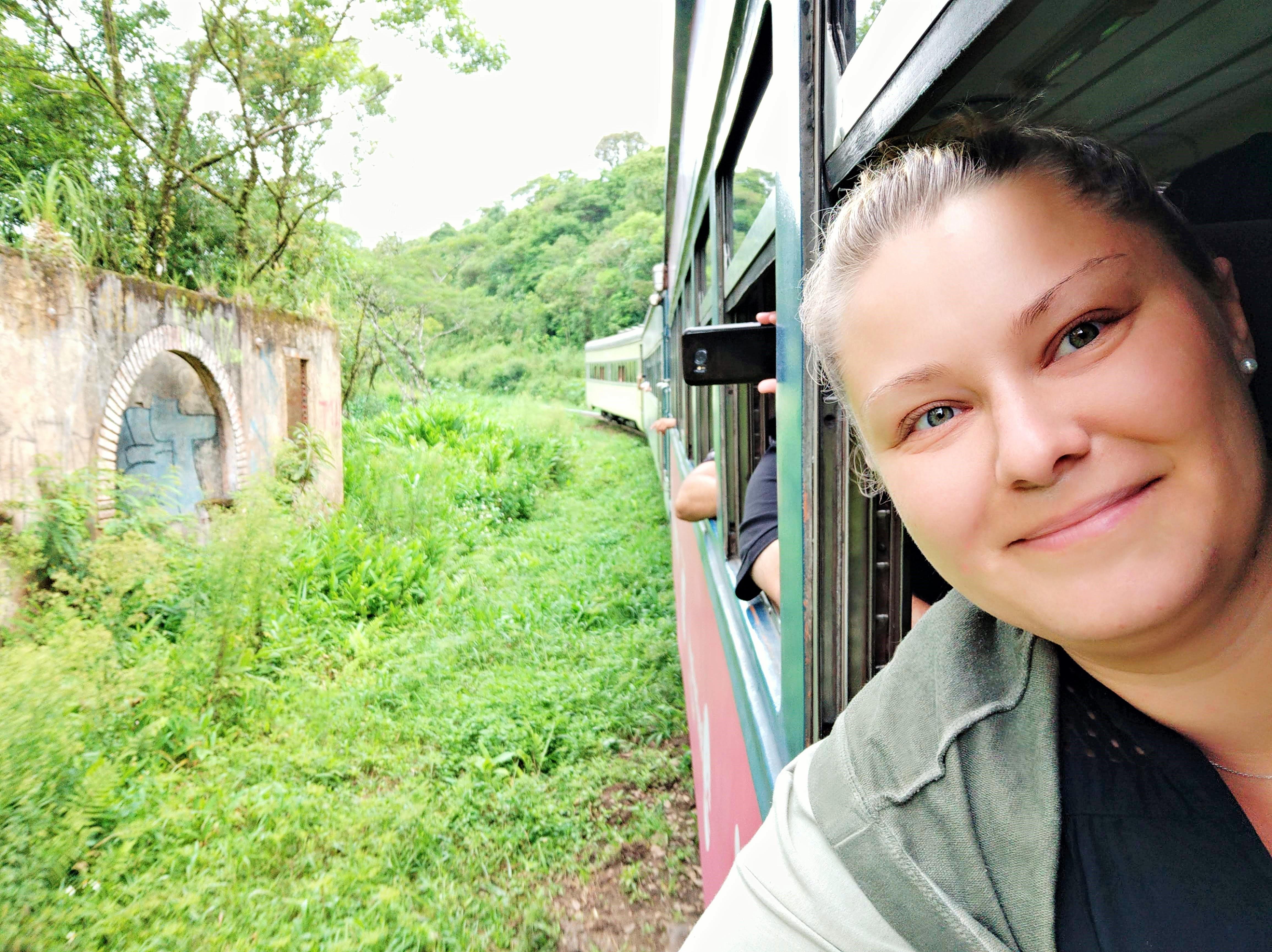 Pociągiem po Brazylii