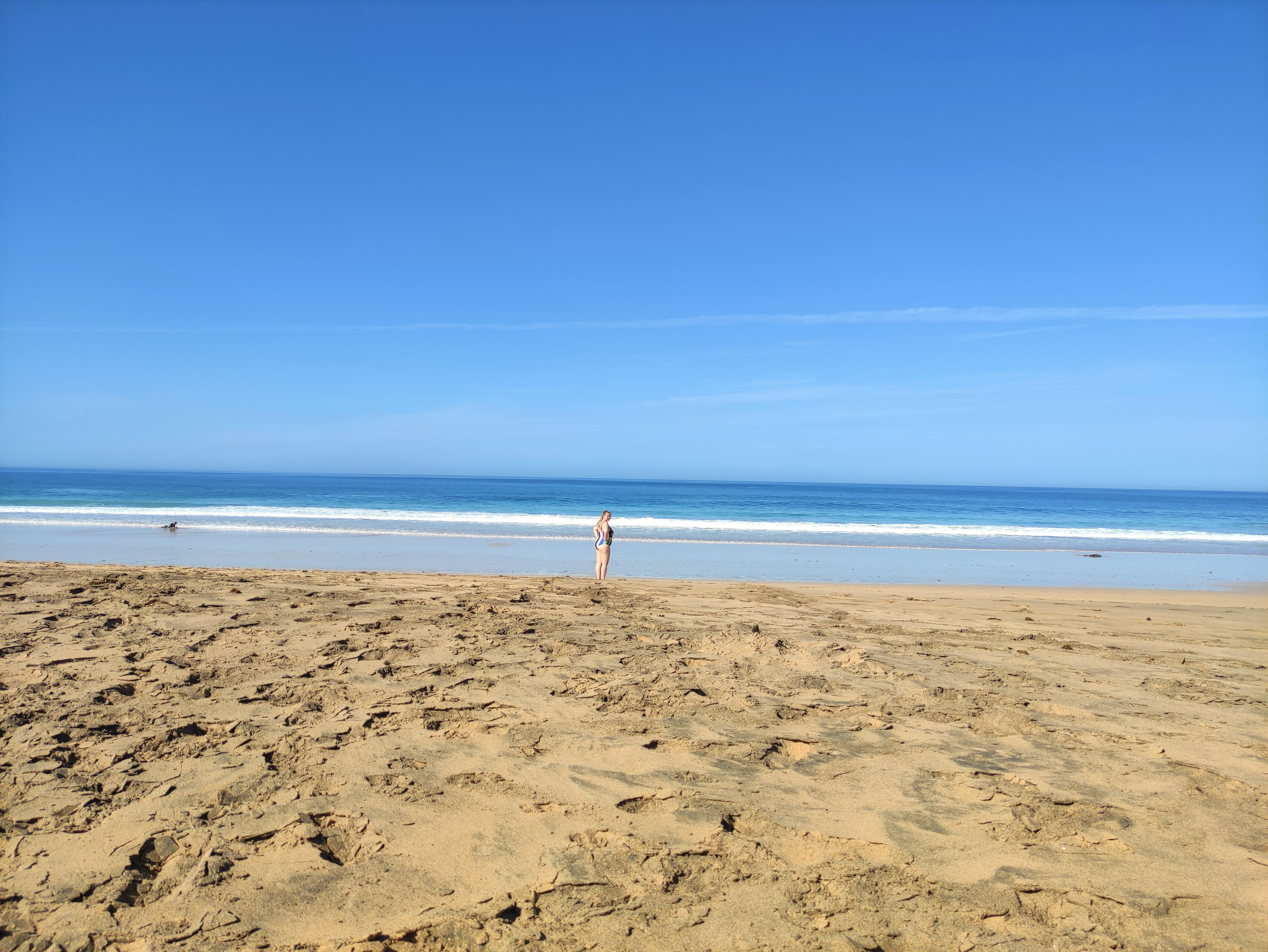 Fuerteventura w listopadzie