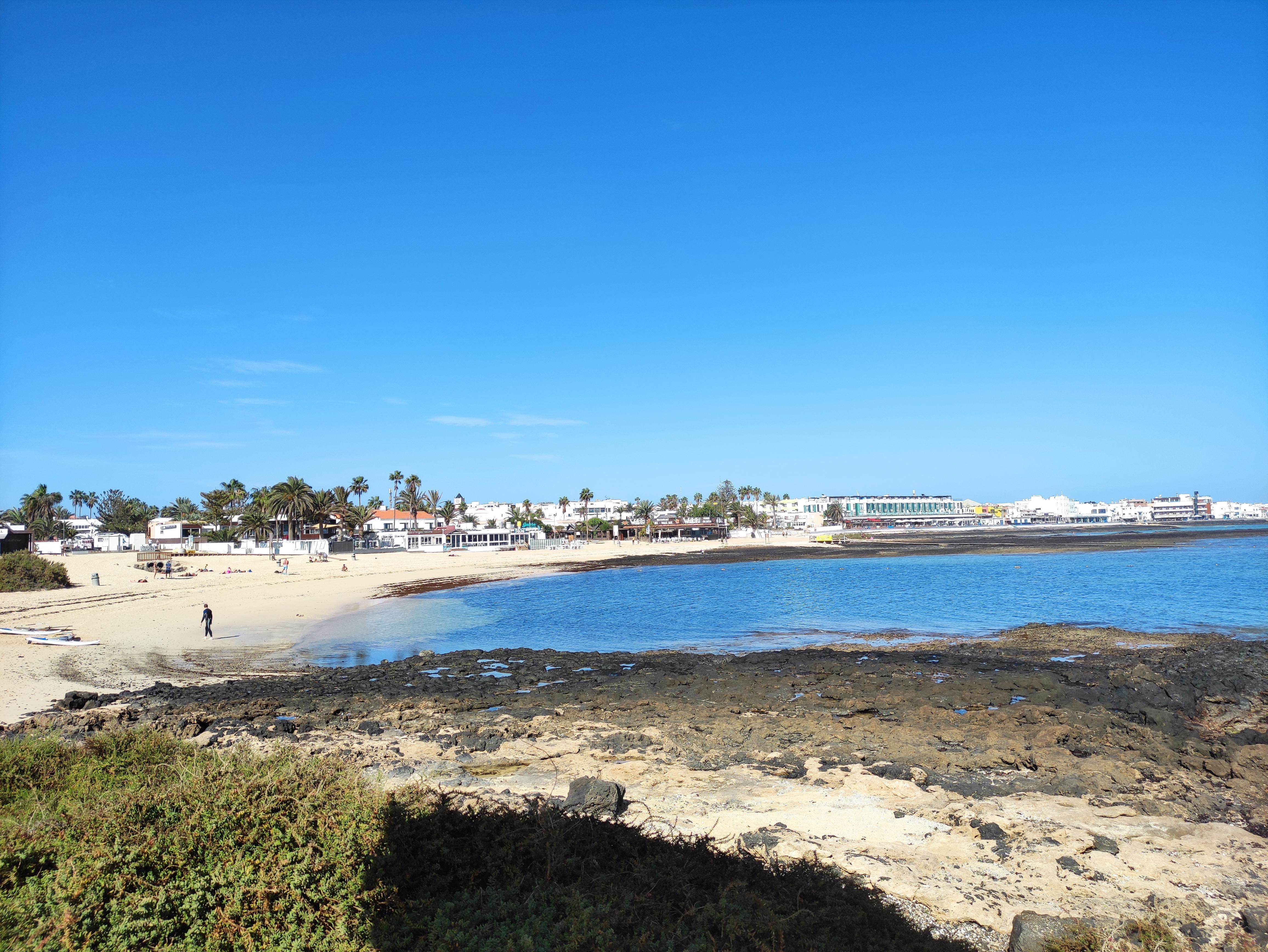 Playa de los Verilitos
